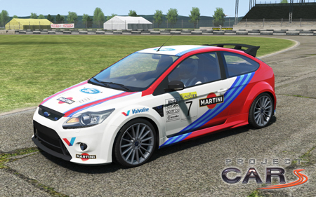 ford focus rs « bean0.com – car skins for live for speed