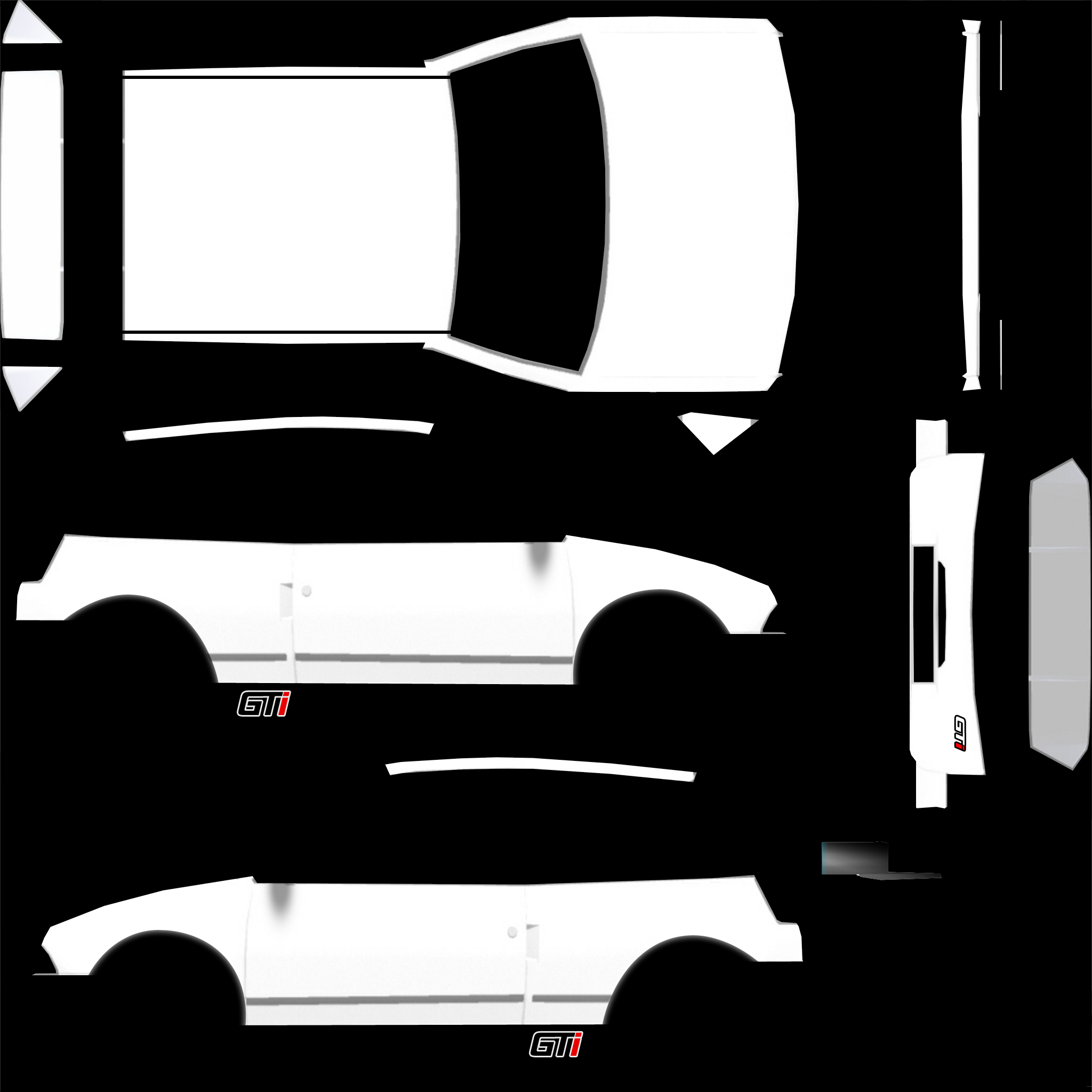 Xf Gti 171 Bean0 Com Car Skins For Live For Speed Assetto Corsa And Project C A R S