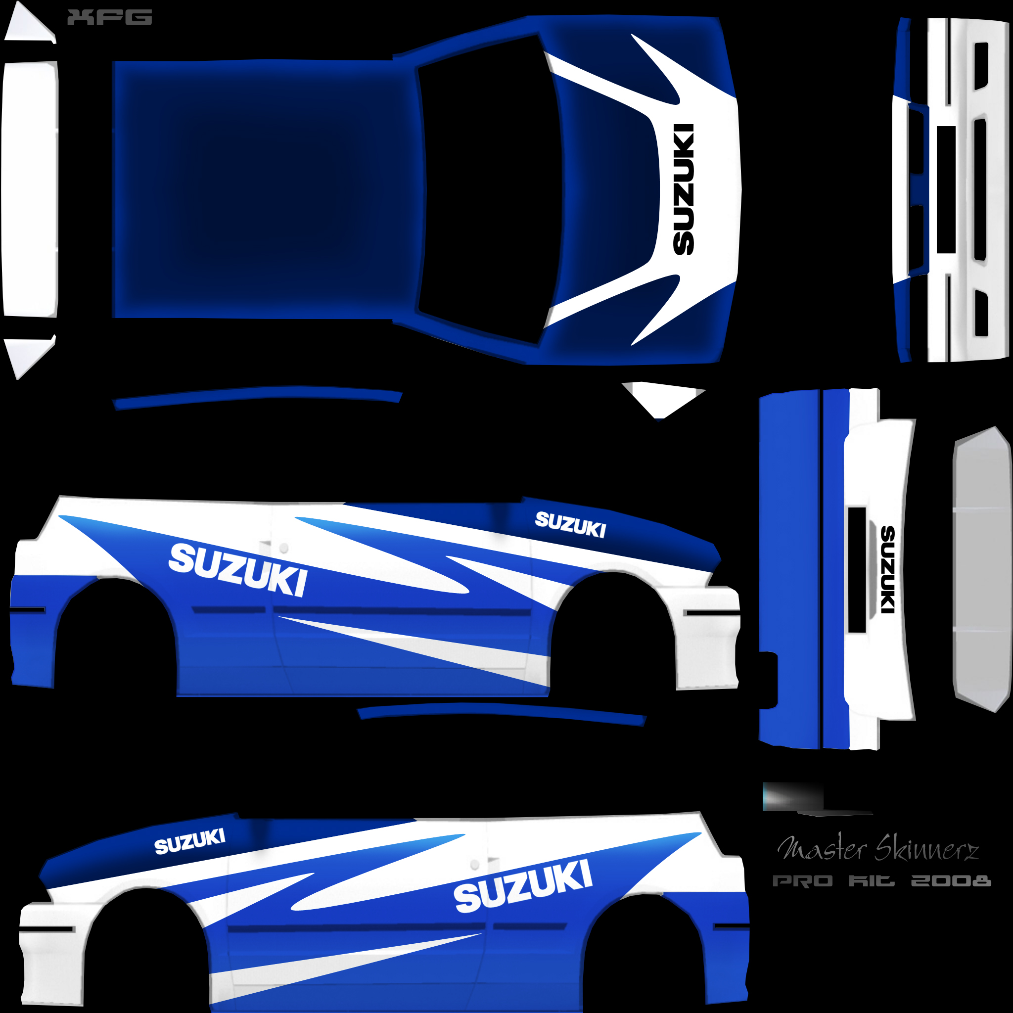 Xf Gti 171 Bean0 Com Car Skins For Live For Speed Assetto