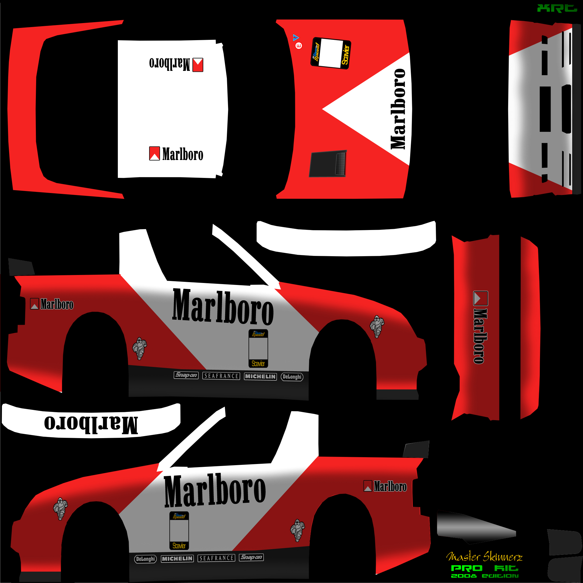 Xr Gt Turbo 171 Bean0 Com Car Skins For Live For Speed